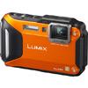 Dva odolné kompakty Panasonicu, Lumix FT5 a FT25