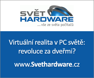 Virtu�ln� realita v PC sv�t�