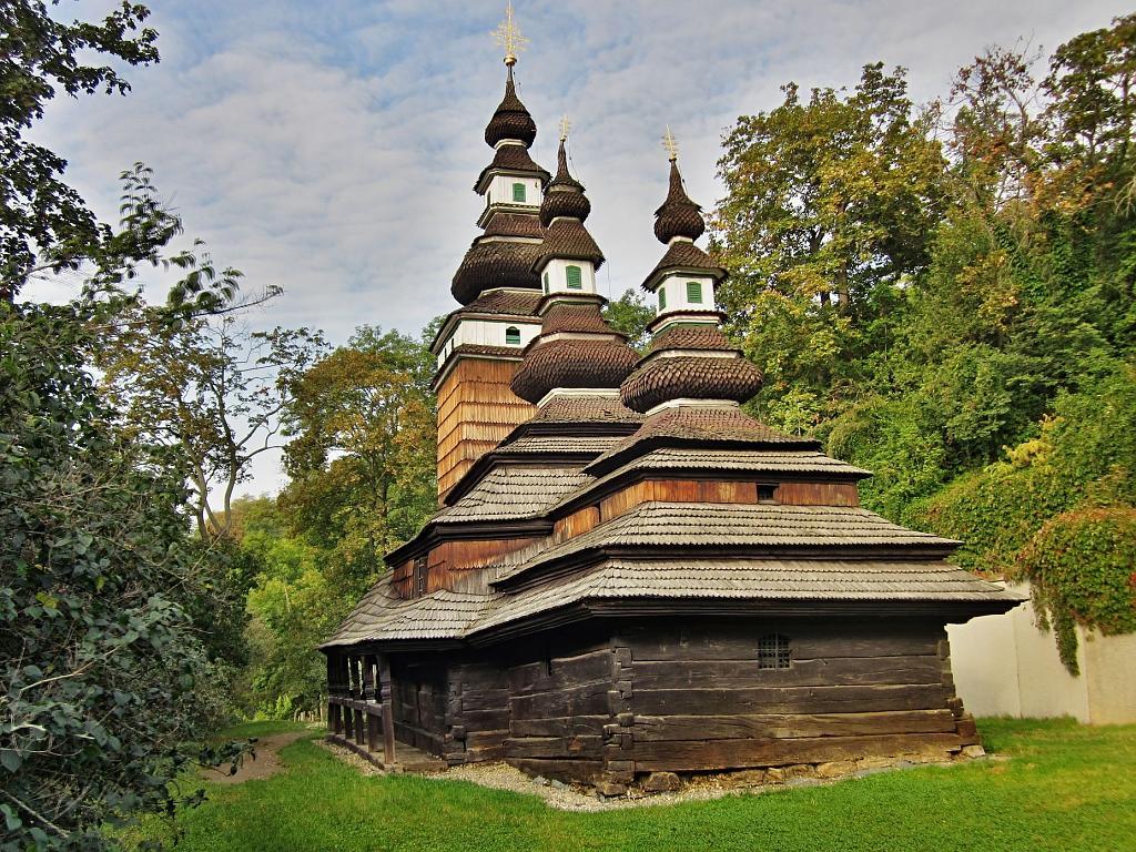 Karpatský kostelík