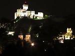 Noční Trenčín