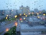 Za kapkami deště