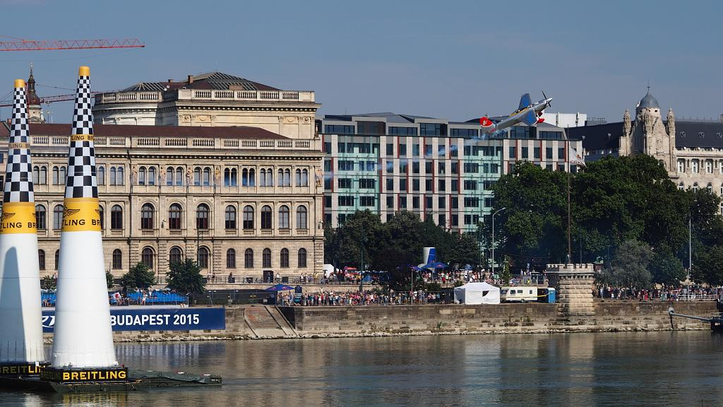 Red Bull Air Race Budapest V