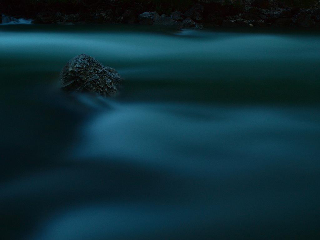 tichá voda...