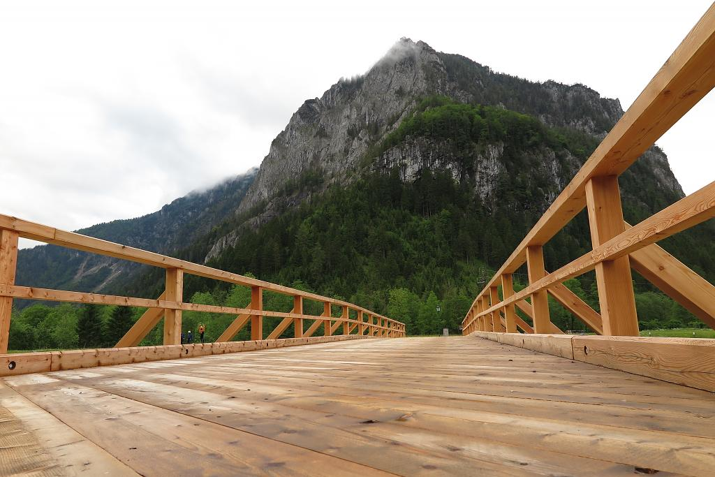 Canon G1X II - Rakouské Alpy