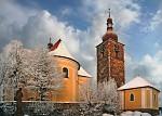 Kostel v Přibyslavi