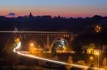 Viadukt v Krnsku.