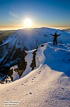 Dnešní výstup na Sněžku