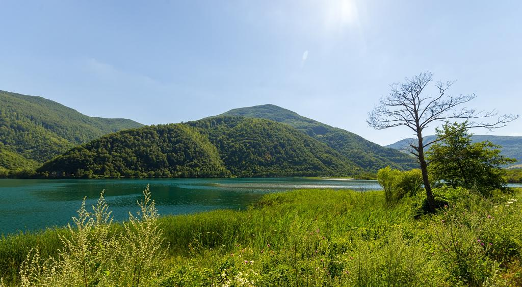 Řeka Una - Bosna a Hercegovina
