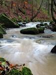 potokem v podkrkonoší