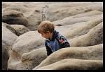 Ztracen ve skalách