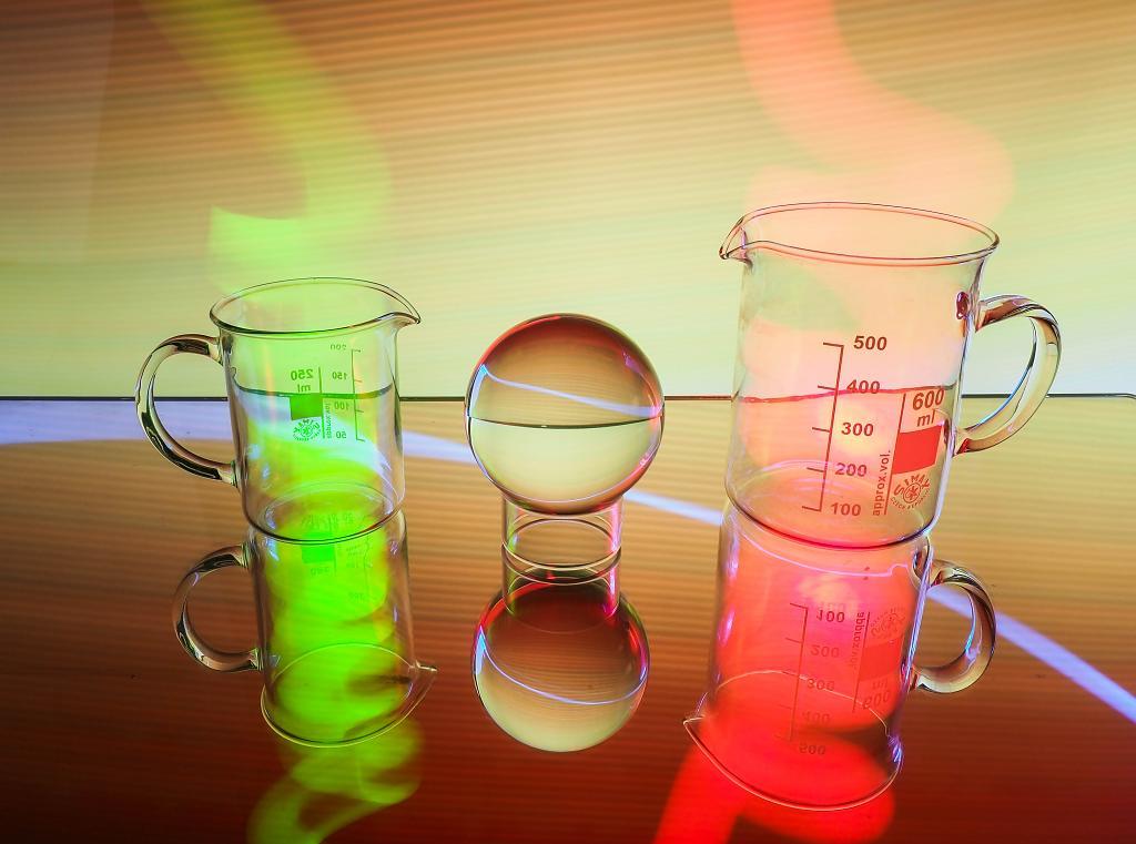 Život s chemikem