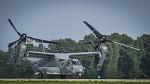 V-22 Osprey - TakeOff