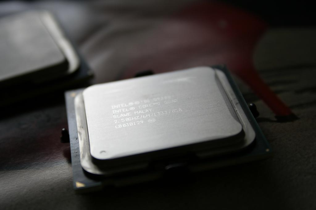 Intel Quadcore 9300