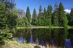 jezero Laka srpen 2012