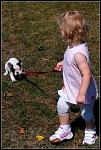 pes a díte