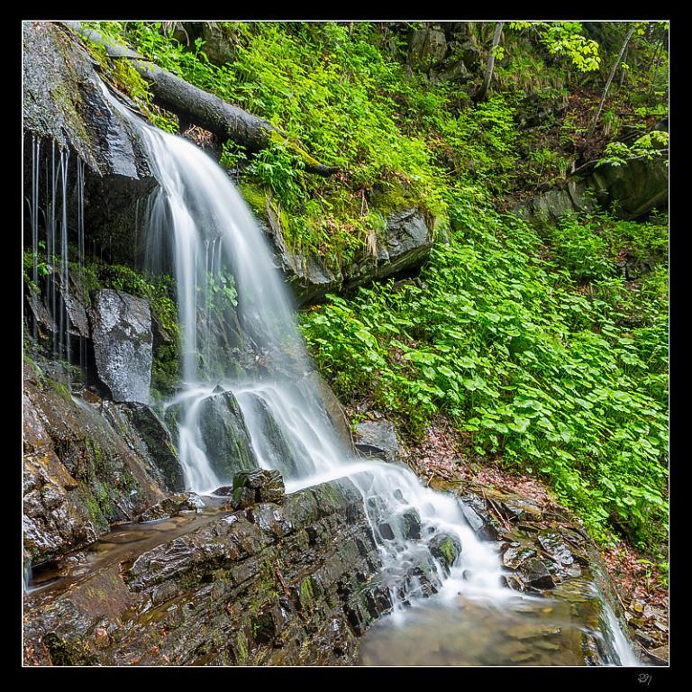 Beskydské vodopády 3