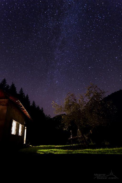 Hvězdy na Hamrech