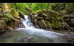 Beskydské vodopády 2