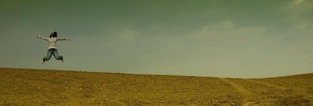 Desert jumper