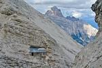 Dolomity2013 - chalupa na horách