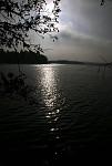 Opar na jezeře
