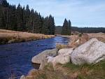 Roklanský potok Šumava