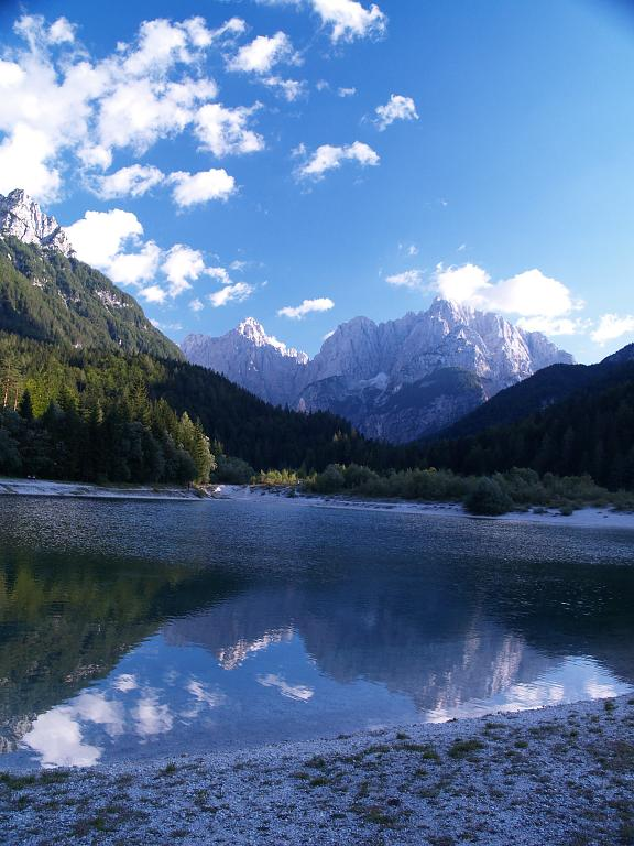 Slovinsko pohled na Vršič