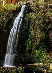 Terčino údolí - vodopád
