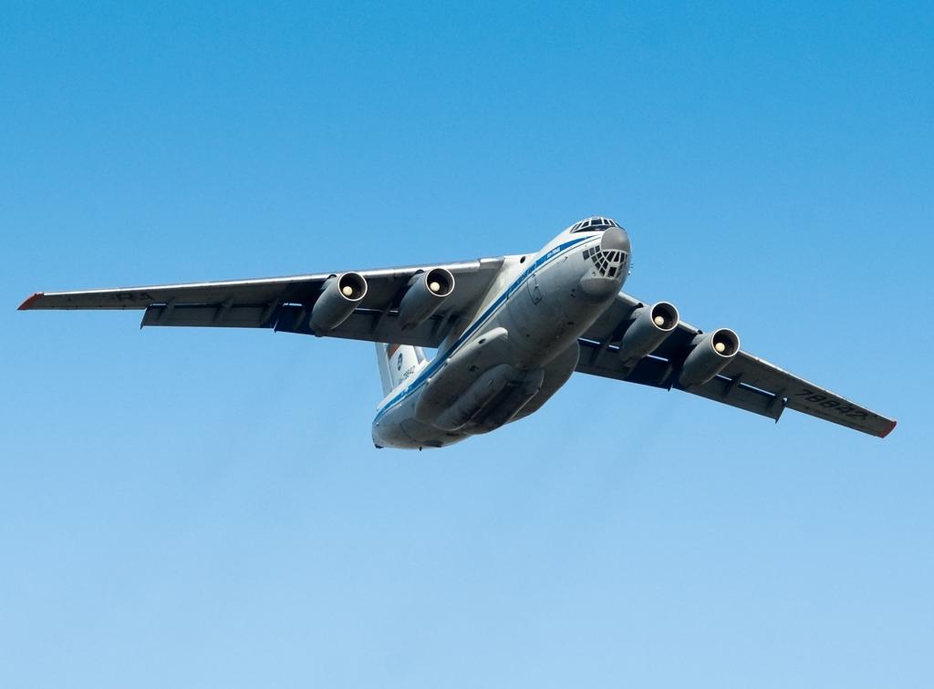 Russia Air Force - Il-76MD (RA-78842)