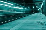 Z nočního čekání na vlak