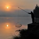 Ranní rybaření