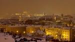 Praha v inverzi