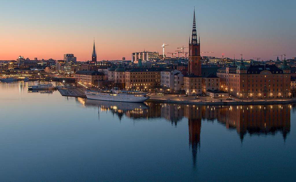 Stockholm - Ostrov rytířů