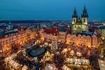 Vánoční Praha 2019
