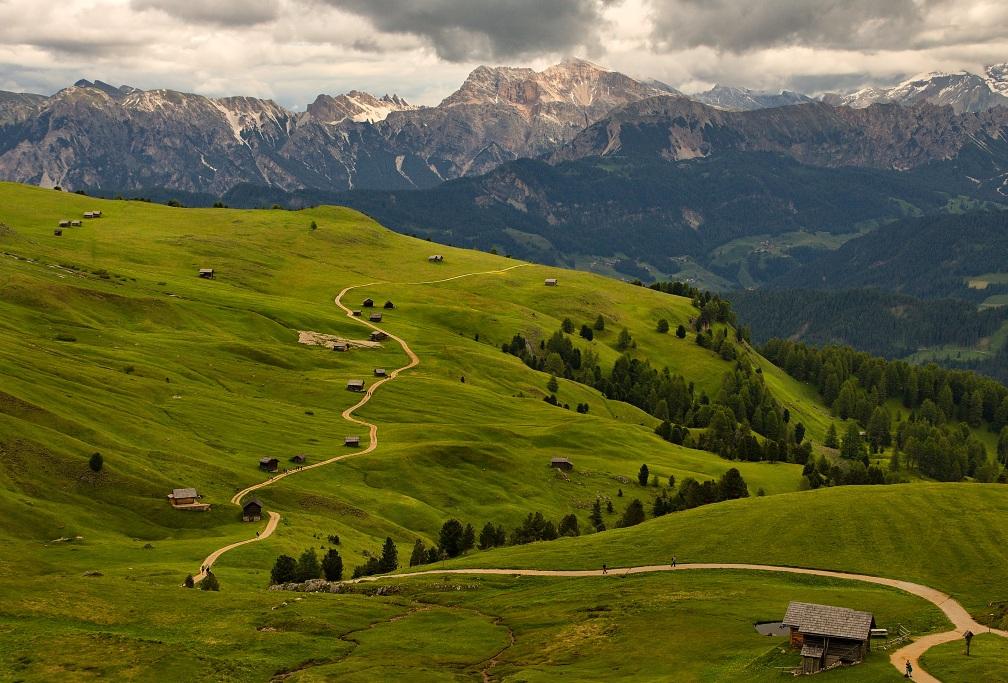 Horský chodník