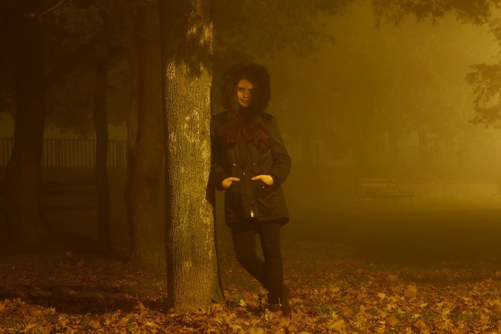 Strašidelný nočný prízrak - odhalenie :)