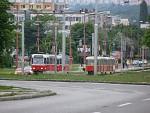 Dve klasiky - Tatra ČKD T3