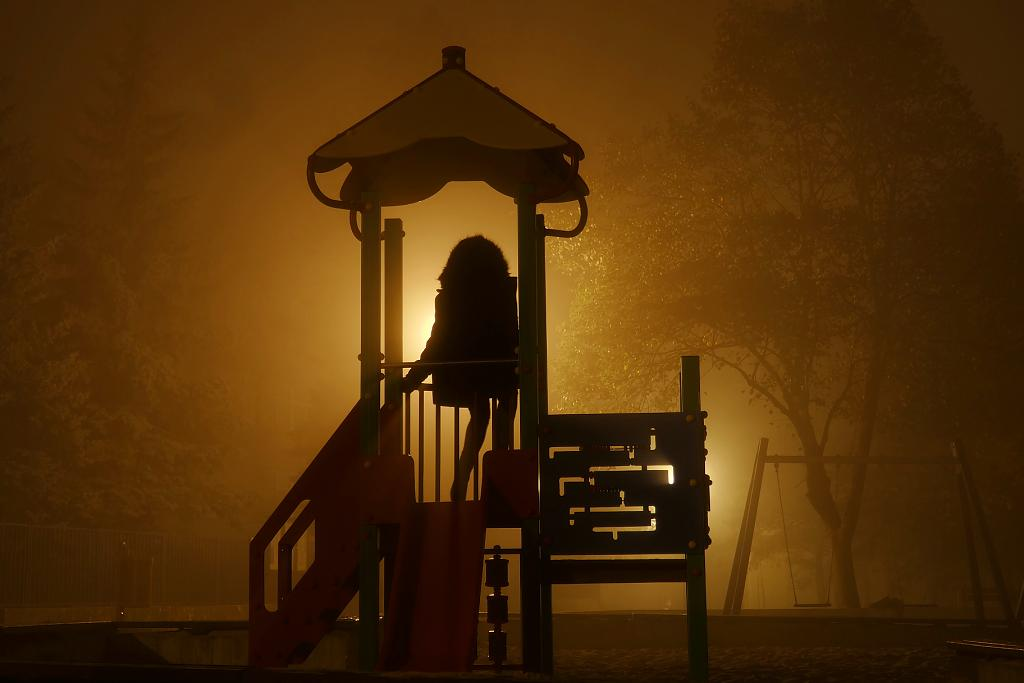 Strašidelný nočný prízrak 5