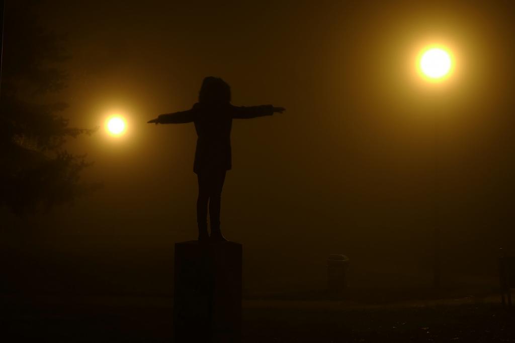 Strašidelný nočný prízrak 6