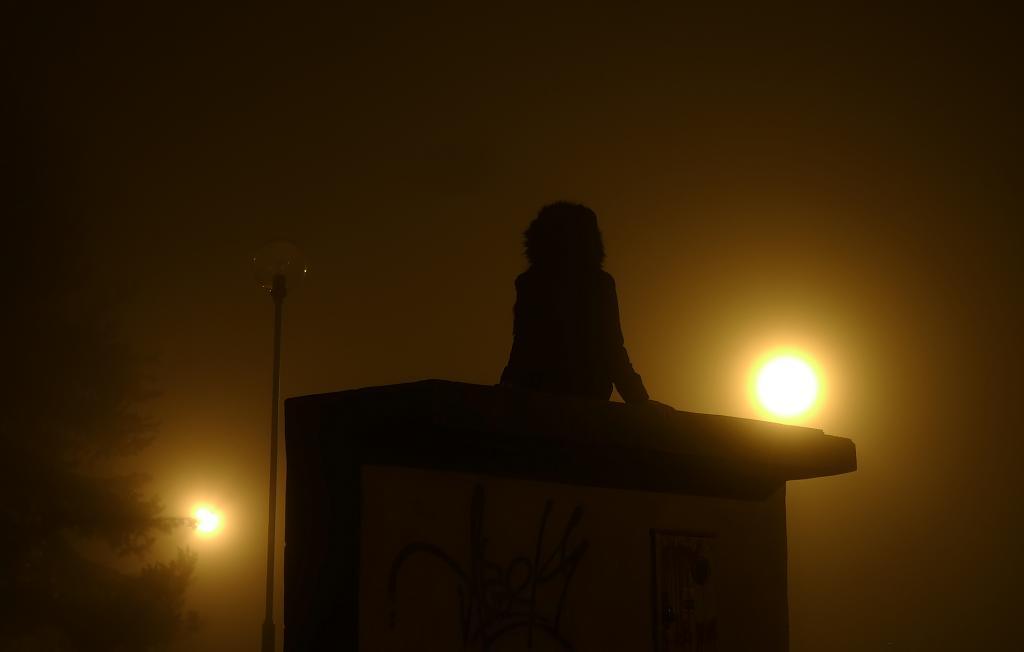 Strašidelný nočný prízrak 8