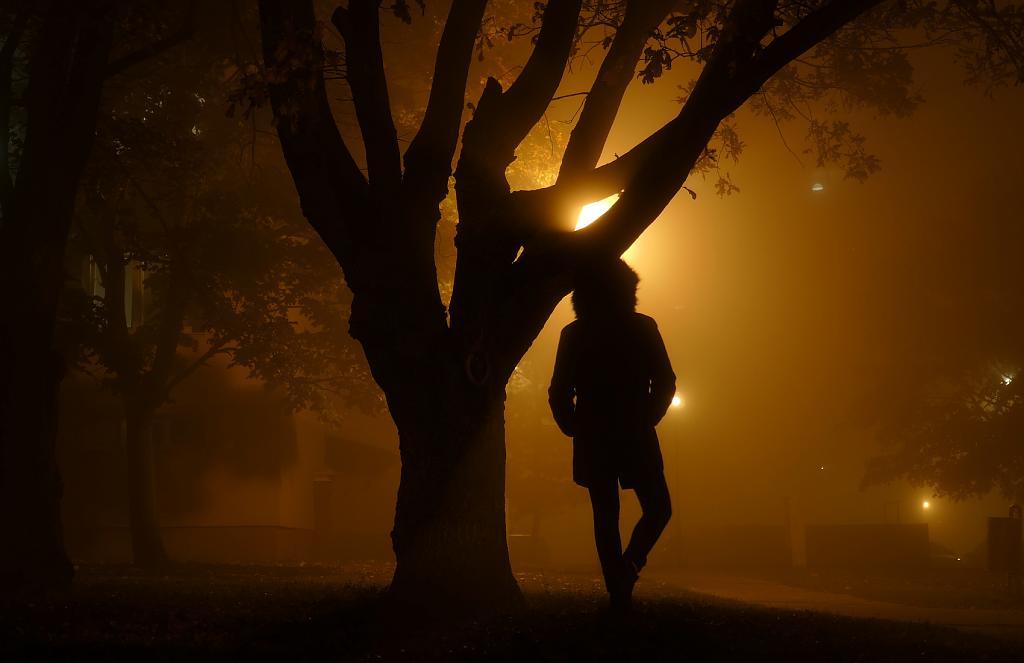 Strašidelný nočný prízrak 3