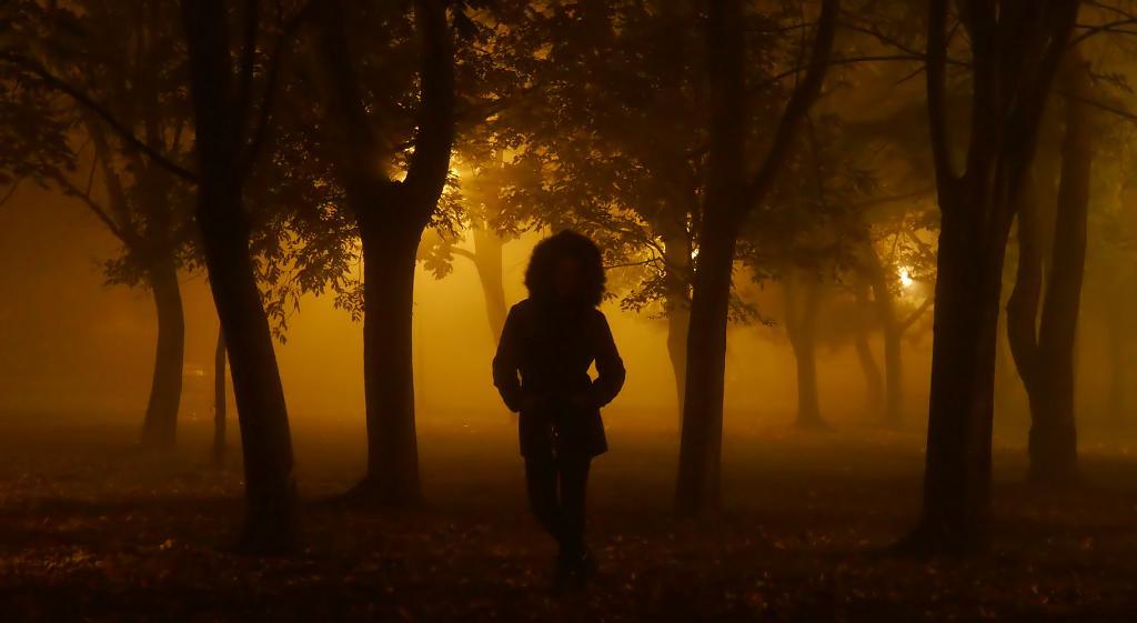 Strašidelný nočný prízrak 1