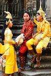 Kambodzske zeny