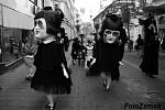 V Brně byl karneval