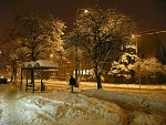 Zima v Ostravě - 1