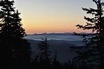 Ráno na Lysé hoře II.