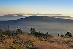 Ráno na Lysé hoře