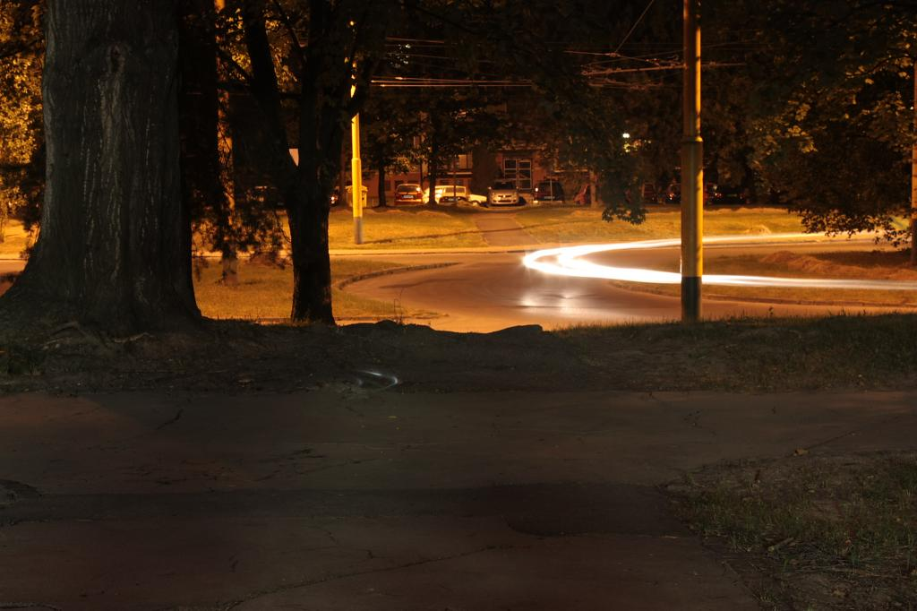 Nočná doprava