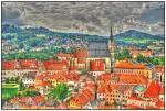 Malovaný Krumlov