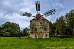 Větrný mlýn u Rumburku